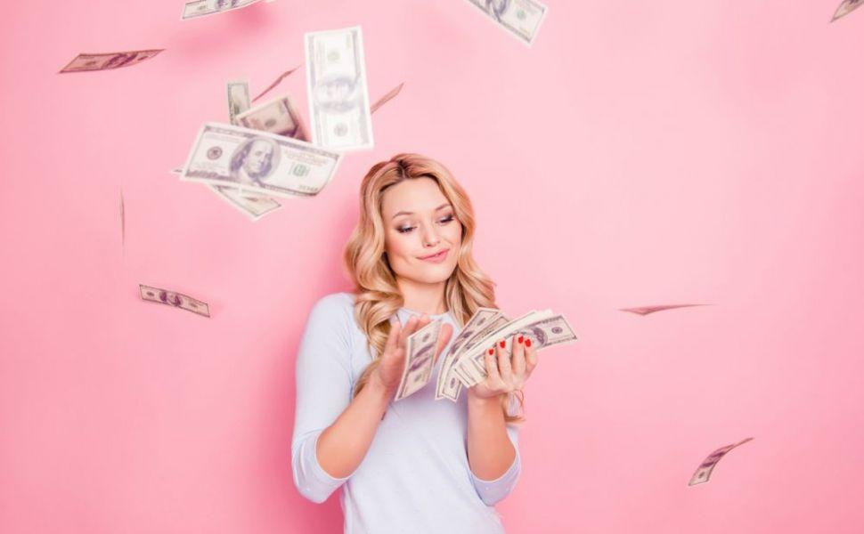 cum să faci bani și să nu lucrezi cu idei
