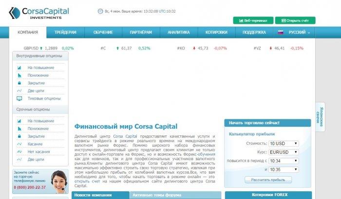 site care verifică opțiunile binare
