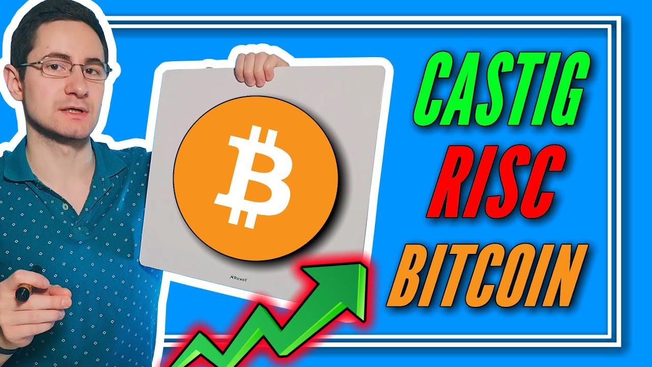 riscuri de investiții bitcoin tranzacționare de schimb deschideți un cont demo
