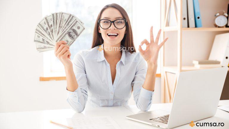 cum să faci bani pe internet pe postări)
