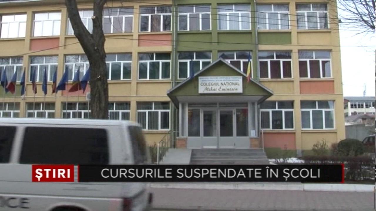 școli comerciale)