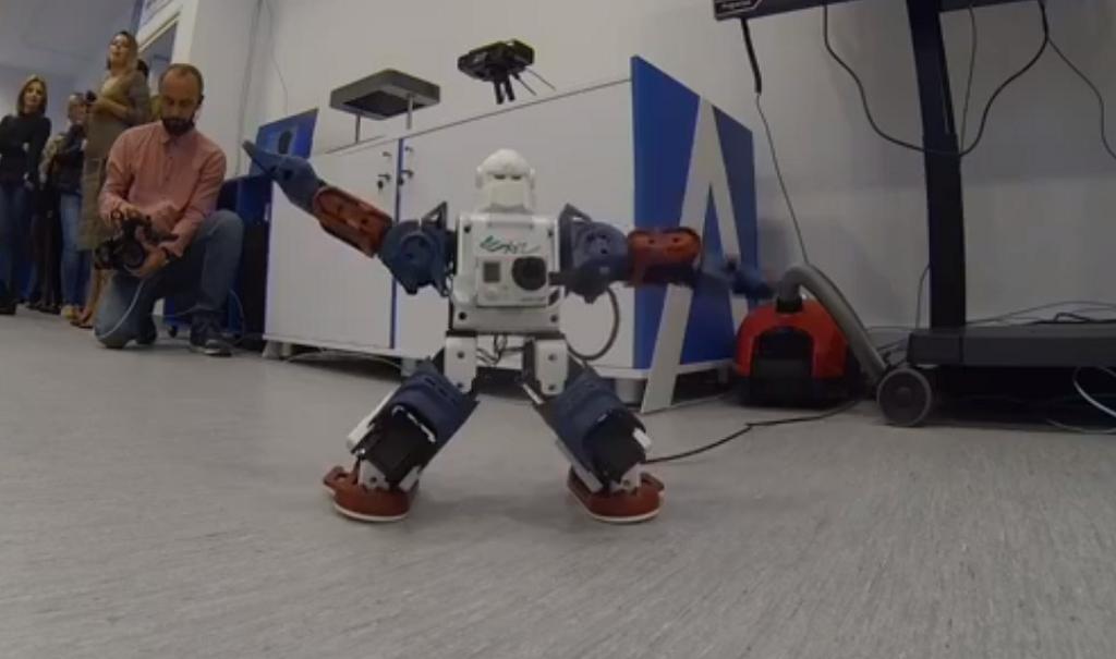 evaluarea consilierilor de roboți