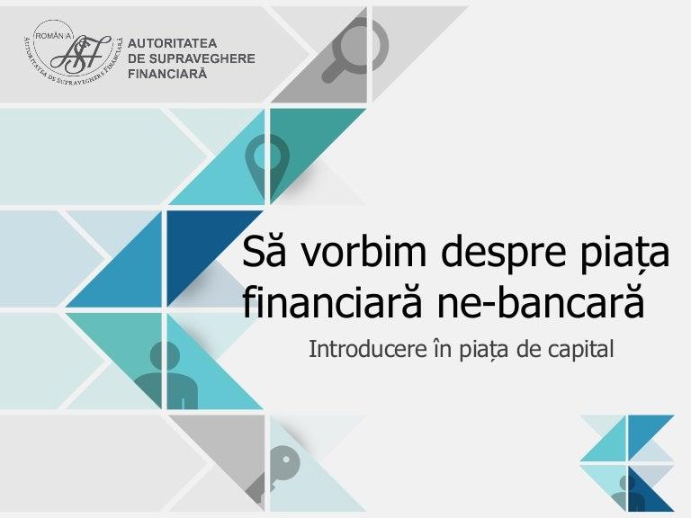 investind pe piața financiară