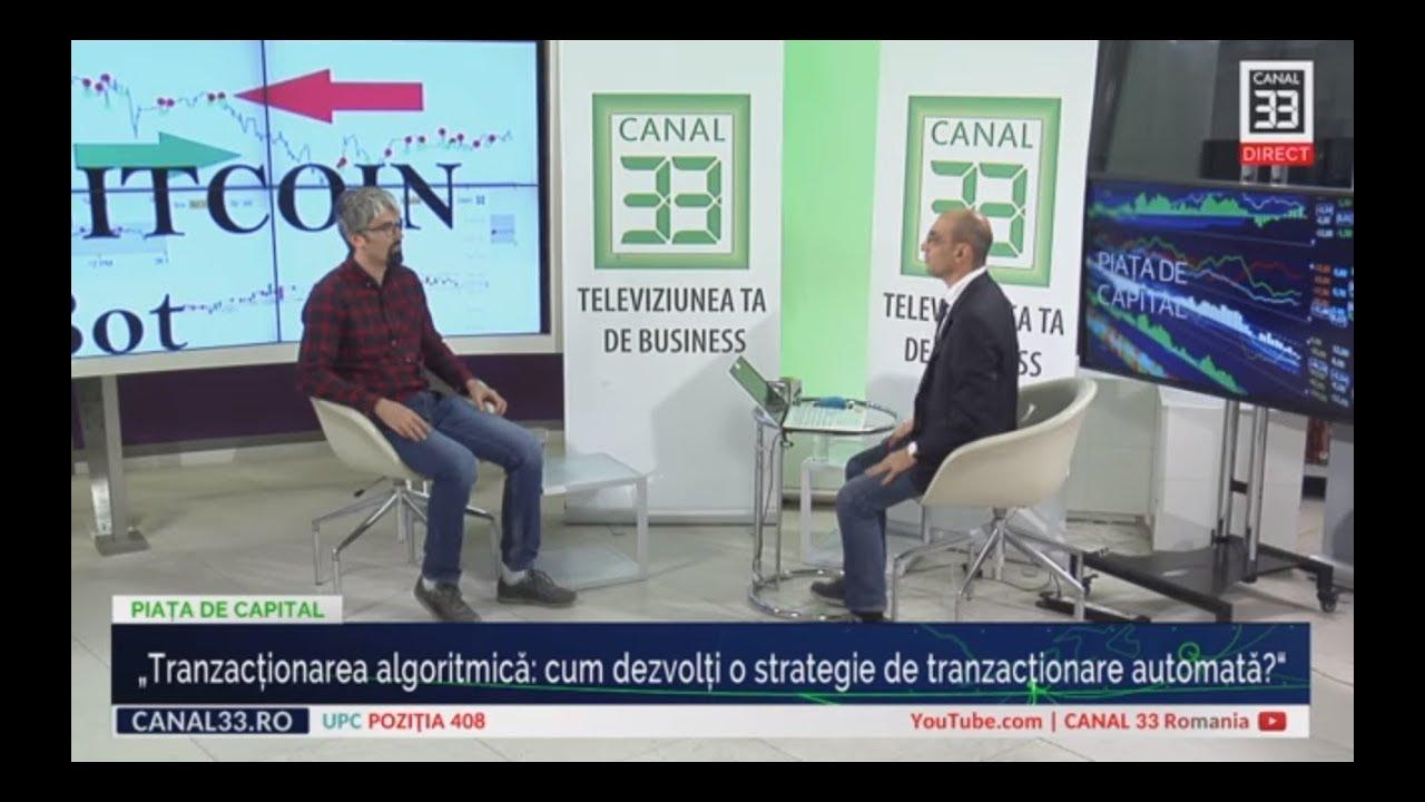 știri de strategie de tranzacționare)