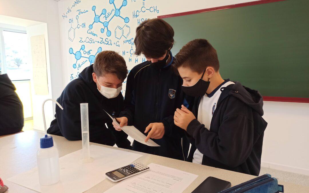 scoala de comert un laborator