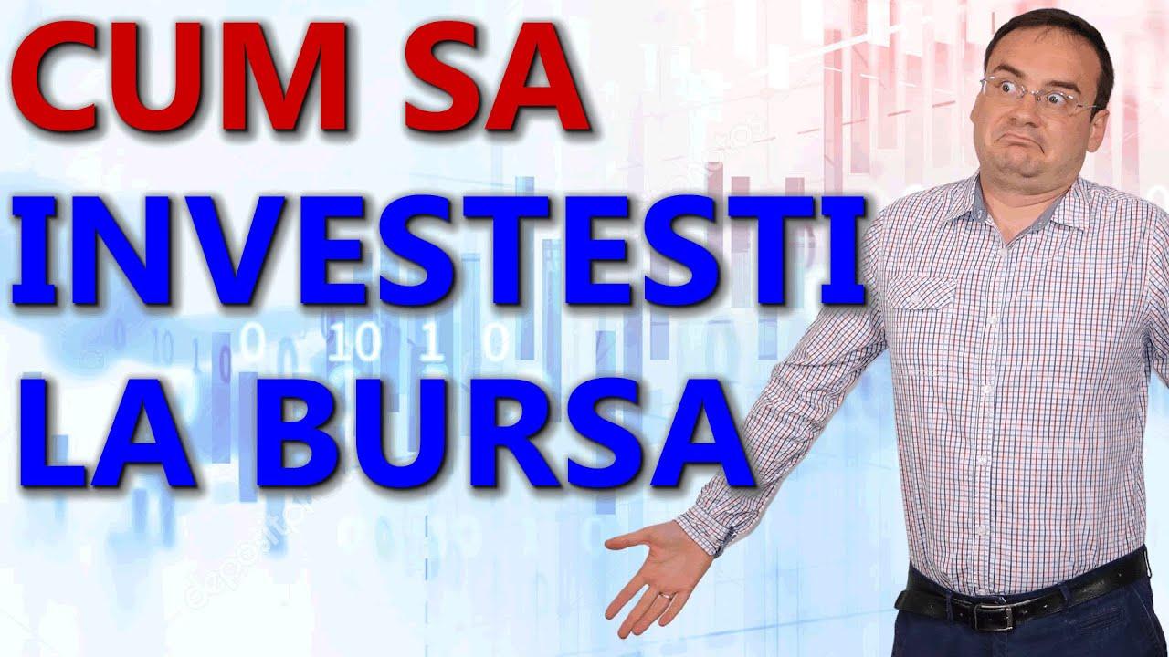 Tranzacţiile cu acţiuni - Daniel Tănase, Castiga bani din tranzactionare acțiuni