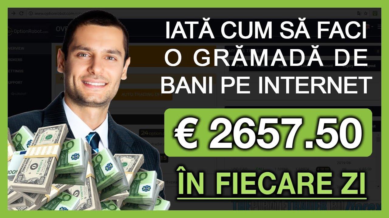 Bani bitcoins câștiga