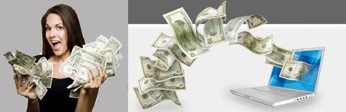 câștigați bani pe Internet fără umezeală puteți face bani site- ul web
