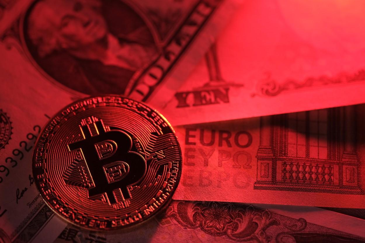 bitcoin astăzi)