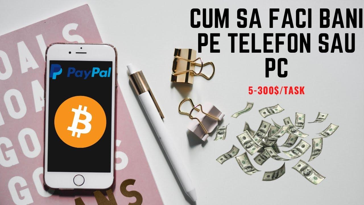 cum să faci bani prin mobil