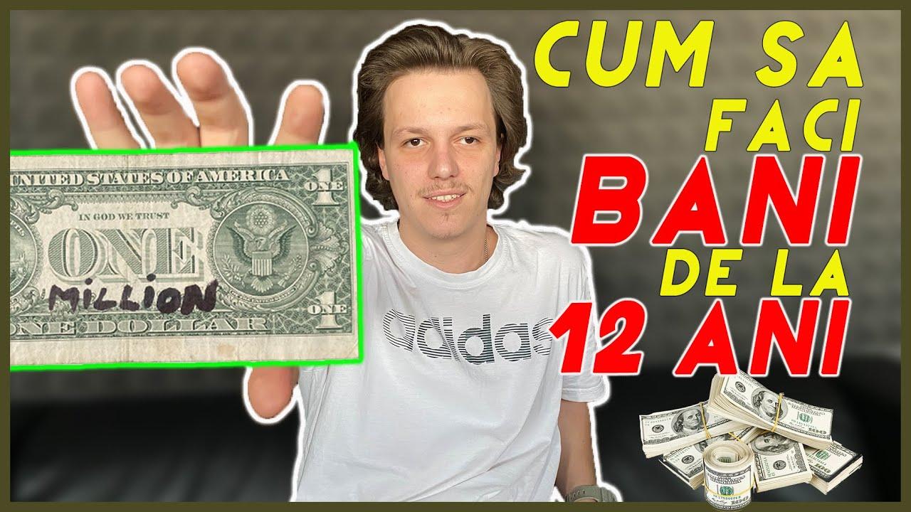 cum să faci bani la 17 ani repede tranzacționare bazhenov