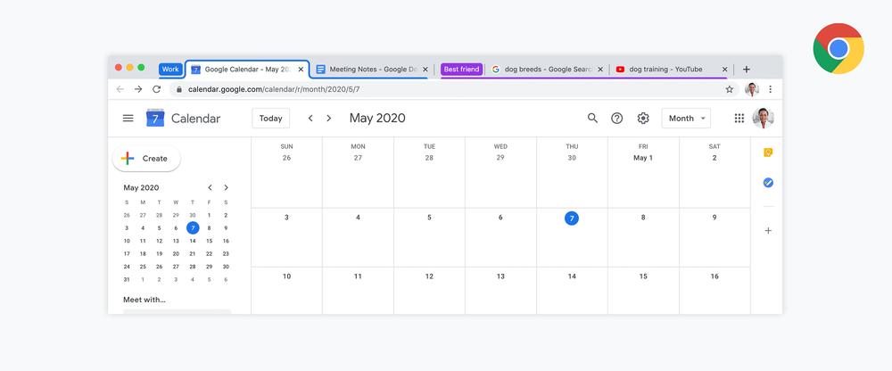 opțiuni calendar 2020
