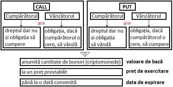 Optiuni Call / Put