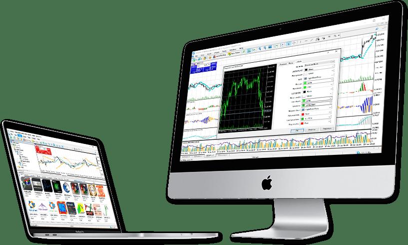 monitor pentru tranzacționare)