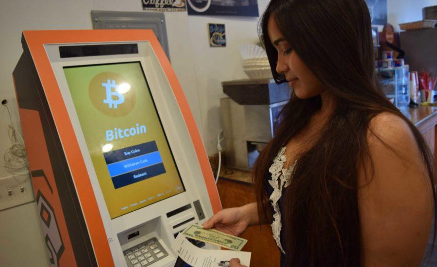 bitcoin atm în Germania