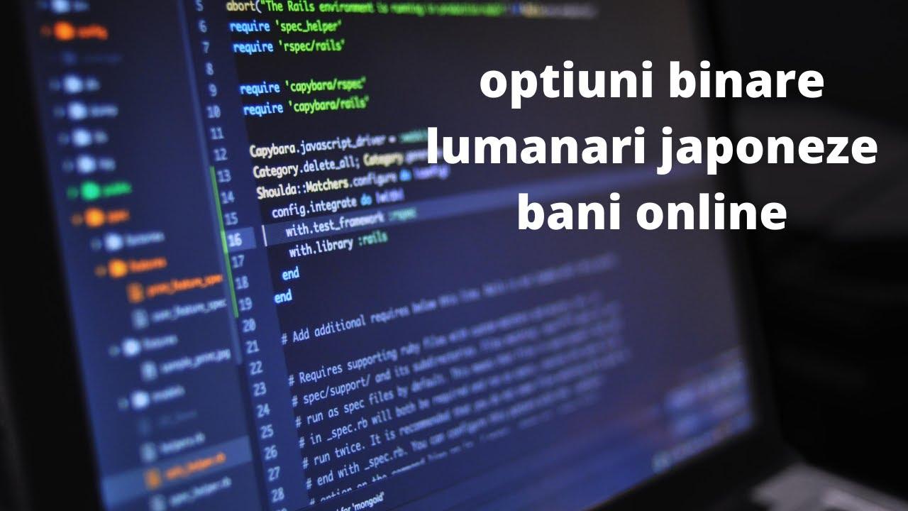 semnale de program pentru opțiuni binare