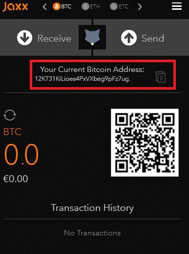 lista portofelelor adresa bitcoin