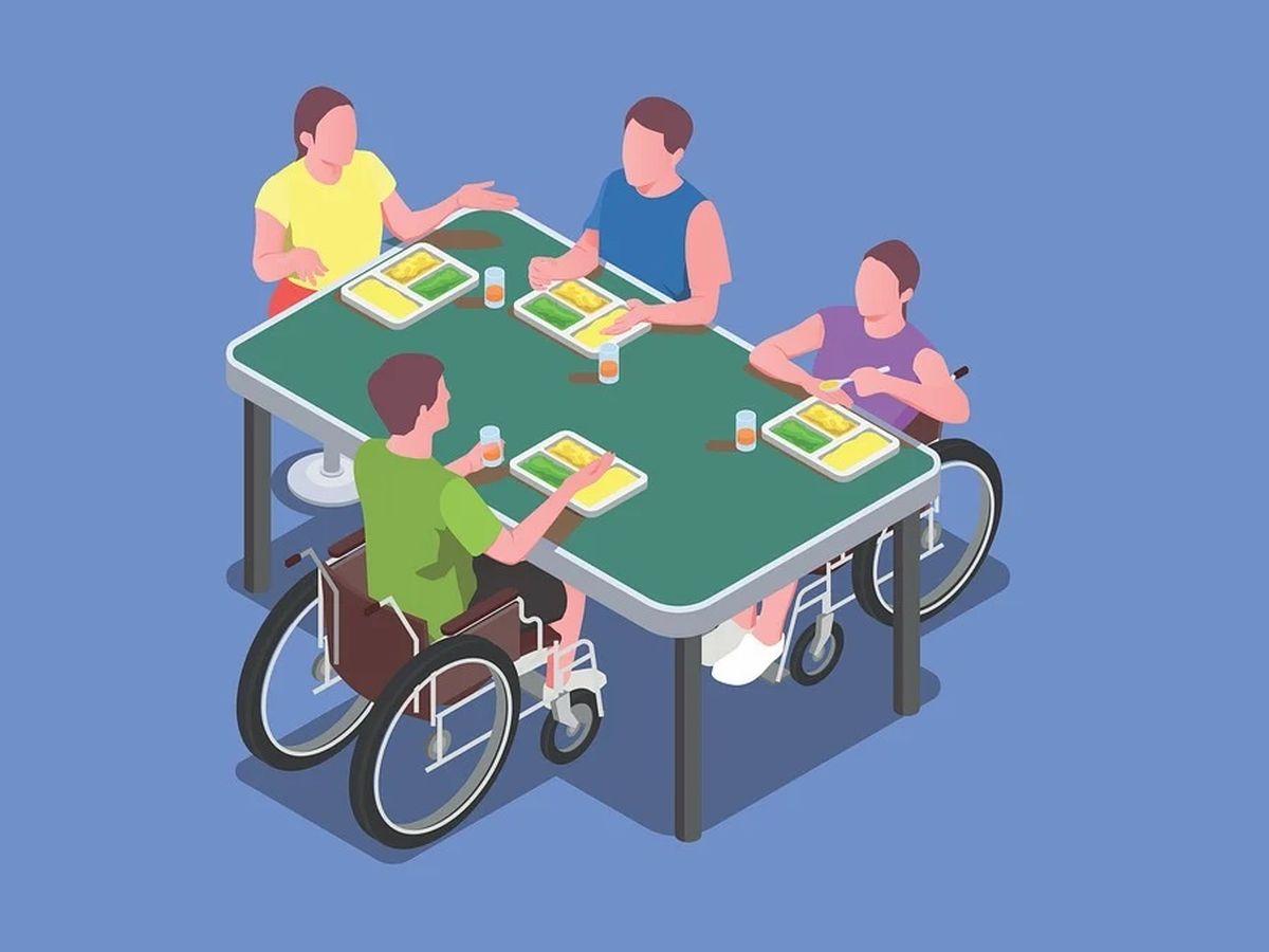 cine poate ajuta o persoană cu dizabilități să câștige bani)