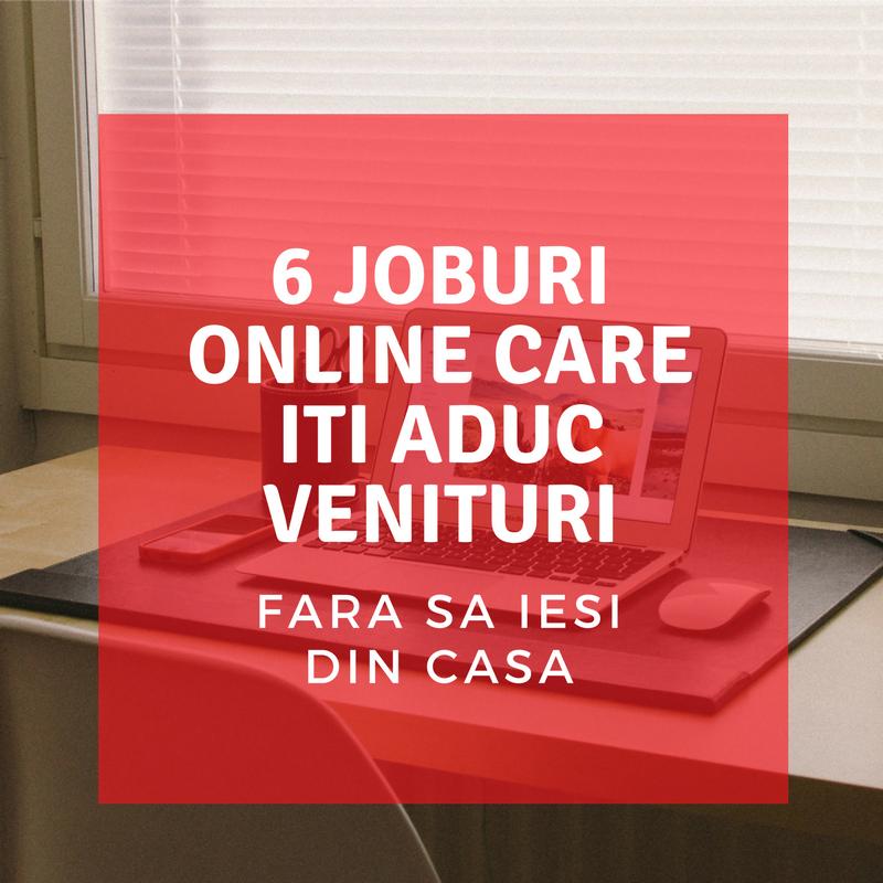 lucrează de acasă online