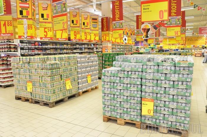 comerț cu știri de bere)
