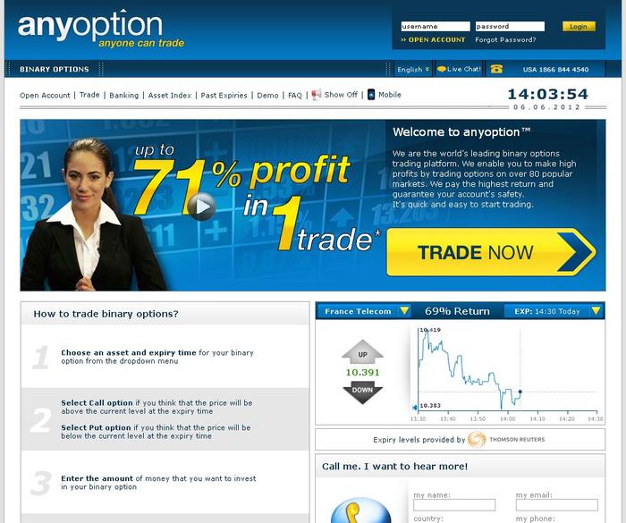 anyoption opțiuni binare recenzii)