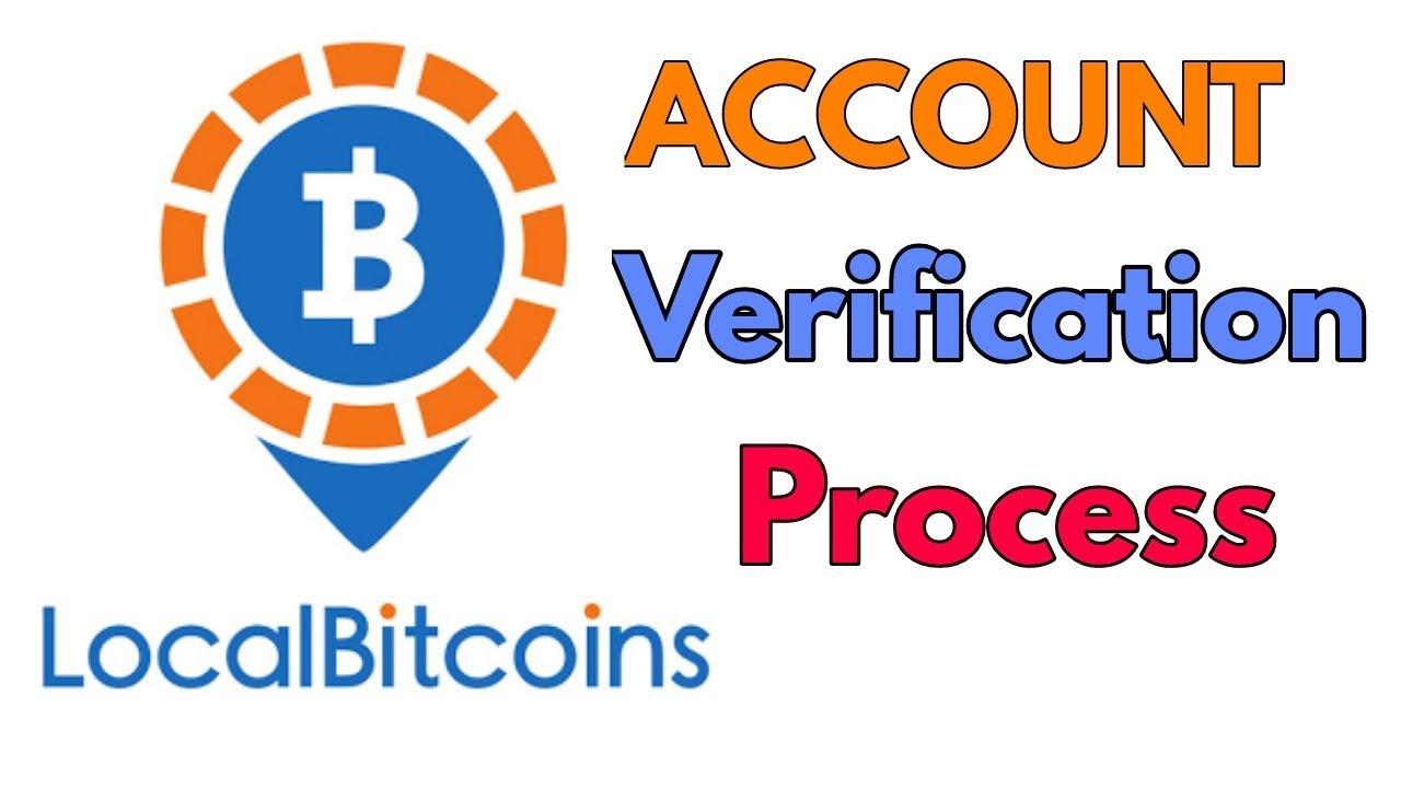 bitcoin local cum să fii verificat)