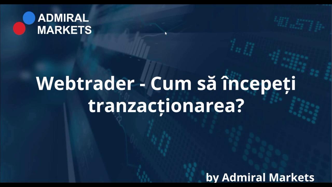 video de instruire profesională pentru tranzacționare)
