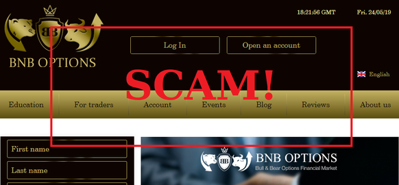 binary options bnb options)