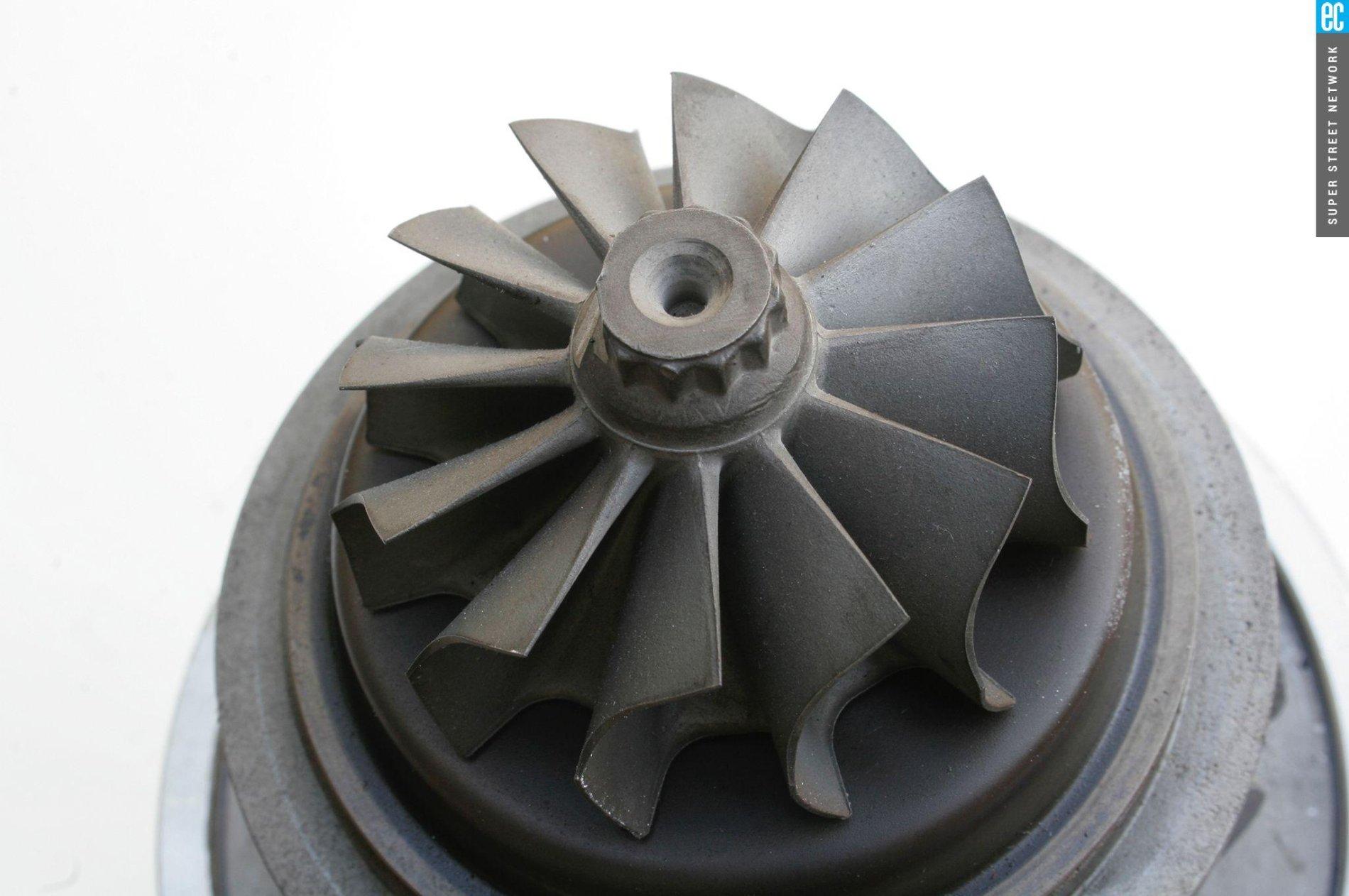 cum funcționează opțiunea turbo