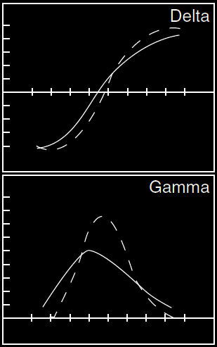 Gamma trading)