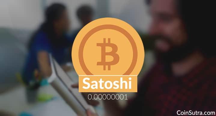 câte satoshi în bitcoin câștigurile pe internet la depozitele cu dobândă