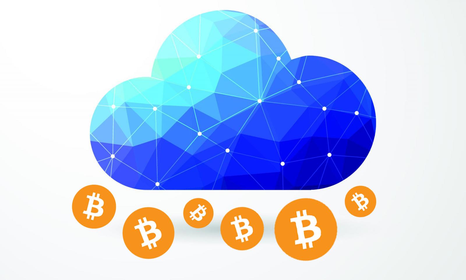 cloud bitcoin)