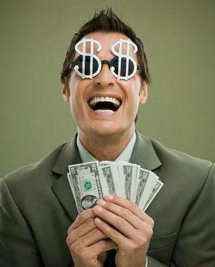 lucrați mai puțin și câștigați mulți bani)