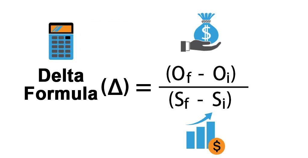 opțiunea de calcul delta)