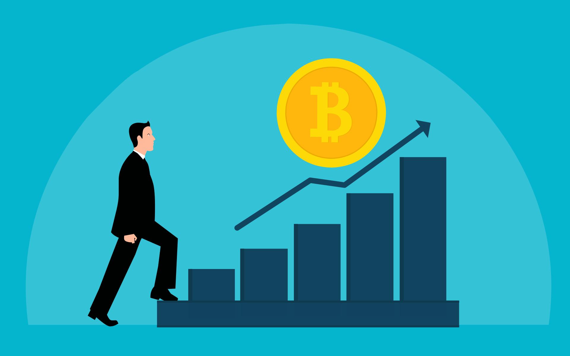 cumpărând bitcoin)