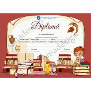 opțiuni de diplomă)