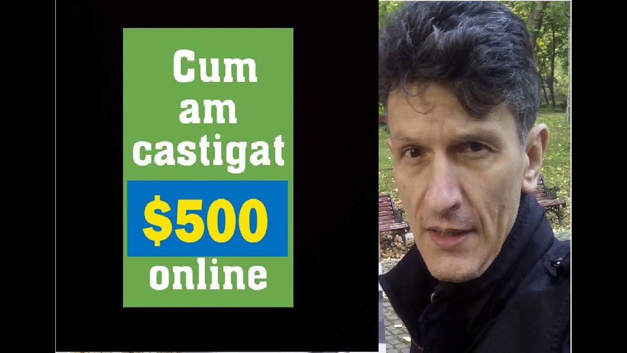 cum să faci bani pe internet câștiguri reale)