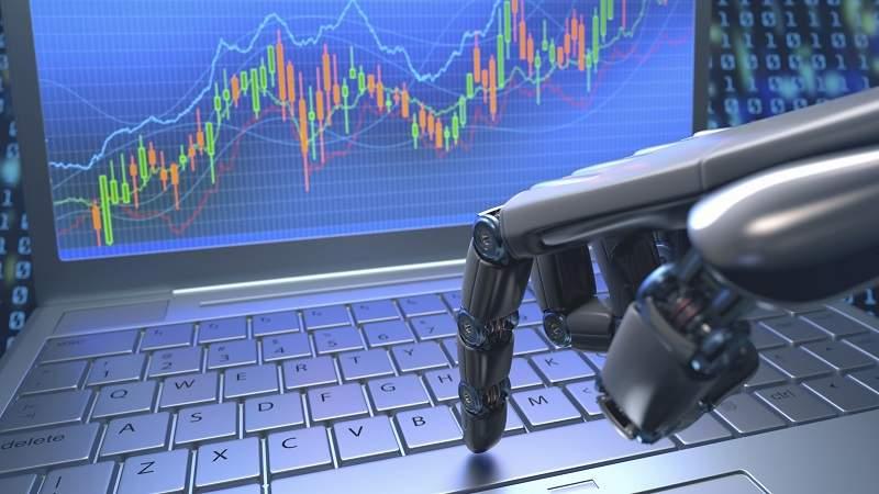 tranzacționarea semnalelor robotului