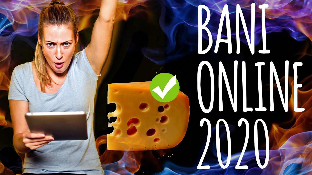 câștigând bani pe internet cu brânză)