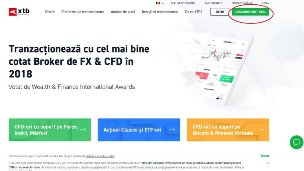 detalii despre sistemul de tranzacționare rapid)