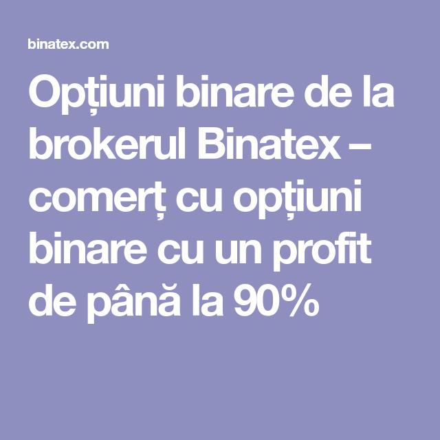 modele pentru opțiuni binare)
