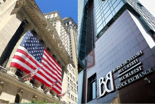 La Bursa de Valori Bucuresti valoarea tranzactiilor creste cu 42 de procente in primele 11 luni
