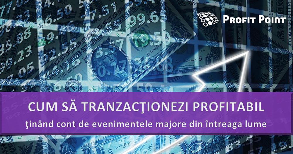 cât profit în tranzacționare