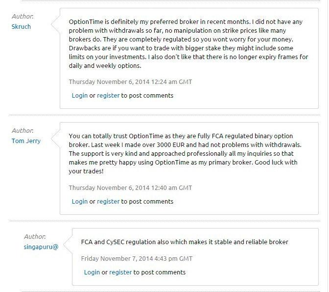 opțiuni binare recenzii online despre opțiuni binare