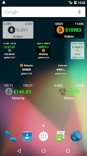 widget- uri bitcoin pentru Android)