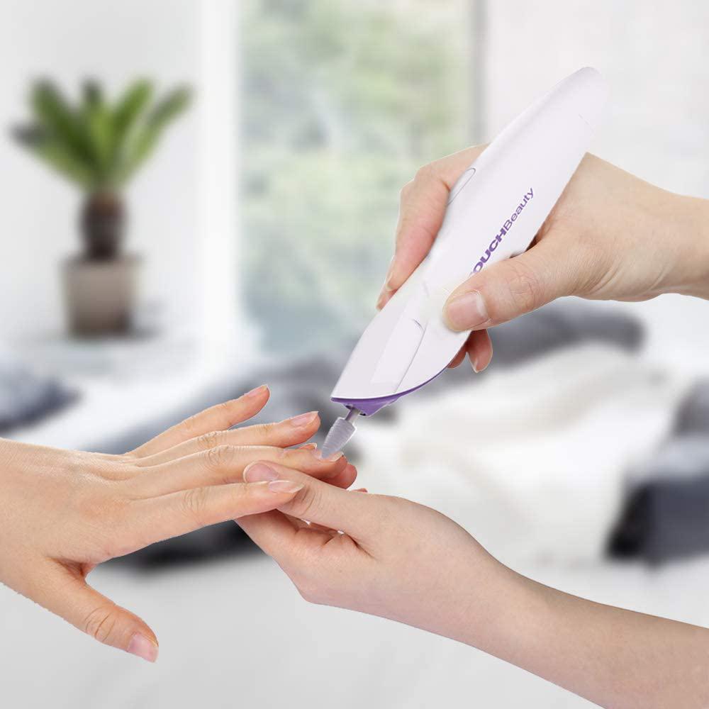 aparat opțional pentru manichiură și pedichiură)