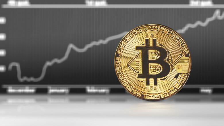Valoarea Bitcoin scade din nou. Cât costă acum moneda virtuală