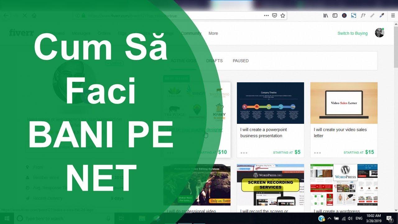 site- ul web despre bani și cum să- i faci)