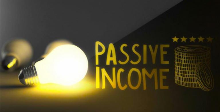venituri pasive din investiții în Internet