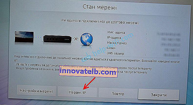 pentru ca Internetul să funcționeze, trebuie să vă înregistrați manual ip